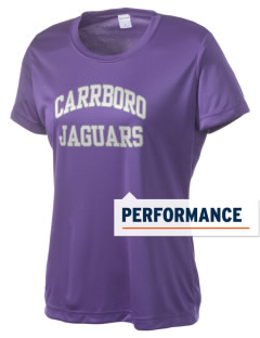 Carrboro High School Jaguars Women's Competitor Performance T-Shirt
