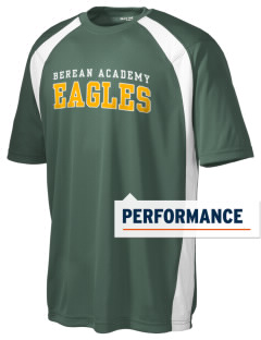 Berean Academy Eagles Men's Dry Zone Colorblock T-Shirt