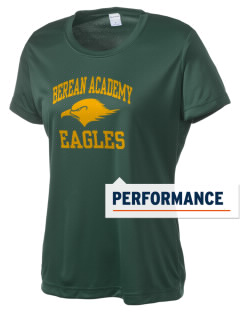 Berean Academy Eagles Women's Competitor Performance T-Shirt
