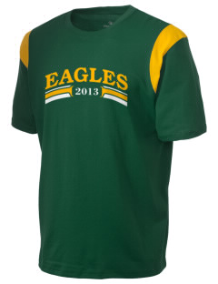 Berean Academy Eagles Holloway Men's Rush T-Shirt