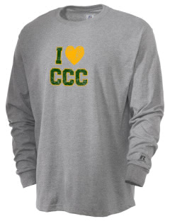 Contra Costa Christian Academy Knights  Russell Men's Long Sleeve T-Shirt