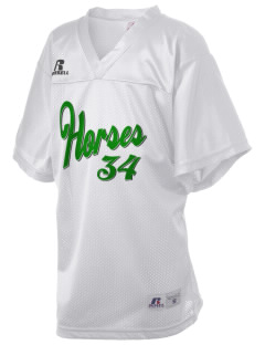 Pinecrest School Horses Russell Kid's Replica Football Jersey