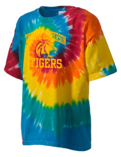 Thomas Jefferson Elder High School Tigers Kid's Tie-Dye T-Shirt