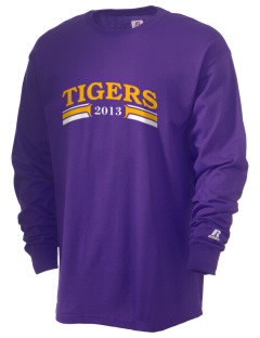Thomas Jefferson Elder High School Tigers  Russell Men's Long Sleeve T-Shirt