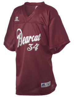 Hawley Middle School Bearcats Russell Kid's Replica Football Jersey