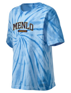 Menlo School Knights Kid's Tie-Dye T-Shirt