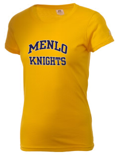 Menlo School Knights  Russell Women's Campus T-Shirt