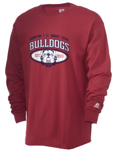 Assumption - St. Bridget Bulldogs  Russell Men's Long Sleeve T-Shirt