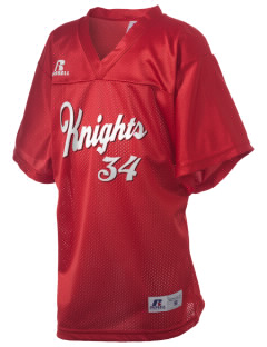 King's Elementary School Knights Russell Kid's Replica Football Jersey