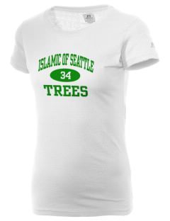 Islamic School Of Seattle Trees  Russell Women's Campus T-Shirt