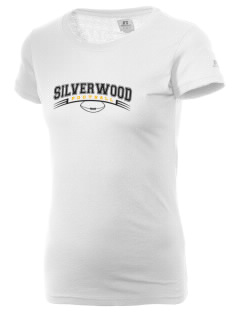 Silverwood School Eagles  Russell Women's Campus T-Shirt