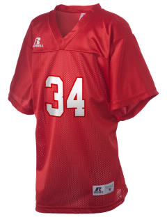 Trinity Lutheran School Cougars Russell Kid's Replica Football Jersey