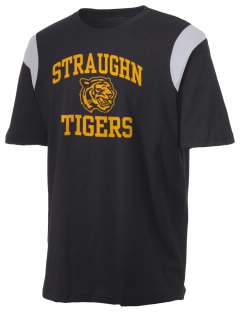 Straughn School Tigers Holloway Men's Rush T-Shirt