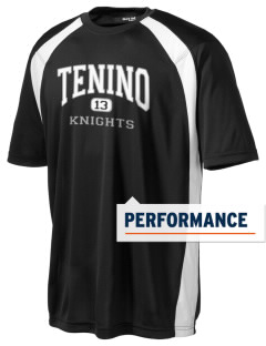 Tenino Middle School Knights Men's Dry Zone Colorblock T-Shirt
