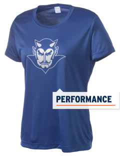 Sunnyside High School Blue Devils Women's Competitor Performance T-Shirt