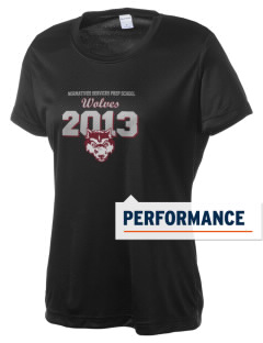 Normatives Services Prep School Wolves Women's Competitor Performance T-Shirt