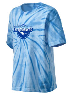 Norwood Elementary School Roadrunners Kid's Tie-Dye T-Shirt