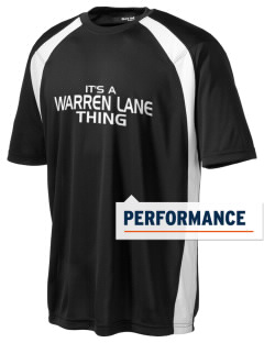 Warren Lane Elementary School Lions Men's Dry Zone Colorblock T-Shirt