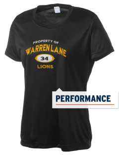 Warren Lane Elementary School Lions Women's Competitor Performance T-Shirt