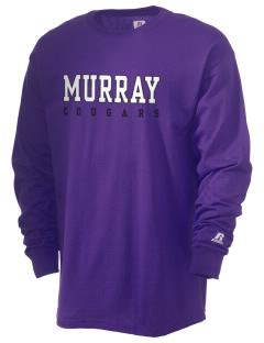 Murray Elementary School Cougars  Russell Men's Long Sleeve T-Shirt