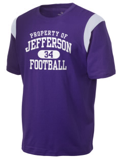 Jefferson Elementary School Jaguars Holloway Men's Rush T-Shirt