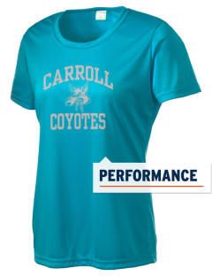 Carroll Elementary School Coyotes Women's Competitor Performance T-Shirt