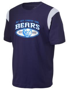 Bret Harte Elementary School Bears Holloway Men's Rush T-Shirt