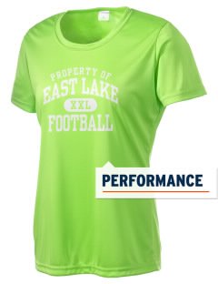 East Lake Elementary School Jaguars Women's Competitor Performance T-Shirt