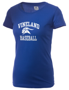 Vineland Elementary School Vikings  Russell Women's Campus T-Shirt