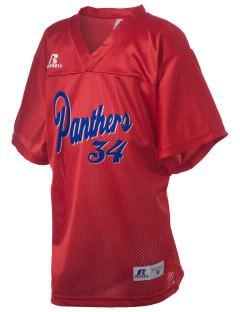 Badillo Elementary School Panthers Russell Kid's Replica Football Jersey
