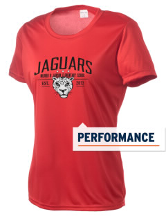 Mildred B Janson Elementary School Jaguars Women's Competitor Performance T-Shirt