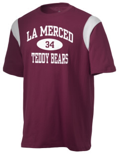 La Merced Elementary School Teddy Bears Holloway Men's Rush T-Shirt