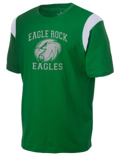 Eagle Rock High School Eagles Holloway Men's Rush T-Shirt
