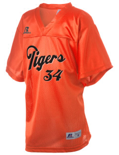 Lincoln High School Tigers Russell Kid's Replica Football Jersey