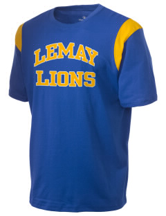 Lemay Elementary School Lions Holloway Men's Rush T-Shirt