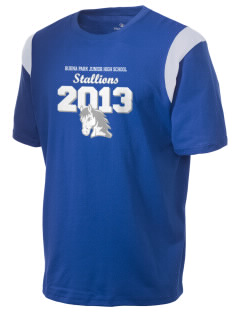 Buena Park Junior High School Stallions Holloway Men's Rush T-Shirt