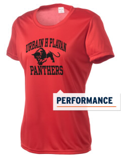 Urbain H Plavan Elementary School Panthers Women's Competitor Performance T-Shirt