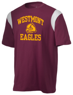 Westmont Elementary School Eagles Holloway Men's Rush T-Shirt