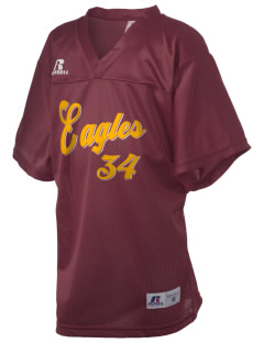 Westmont Elementary School Eagles Russell Kid's Replica Football Jersey