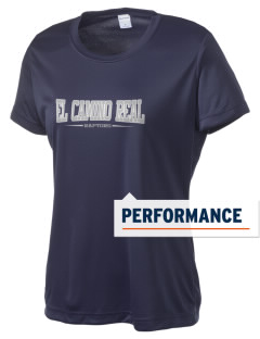 El Camino Real High School Conquistodores Women's Competitor Performance T-Shirt