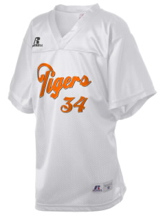 Roseville High School Tigers Russell Kid's Replica Football Jersey