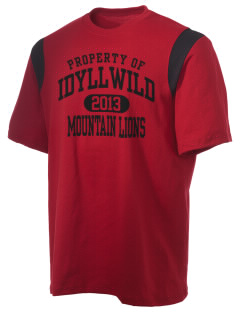 Idyllwild School Mountain Lions Holloway Men's Rush T-Shirt