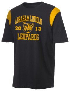Abraham Lincoln Elementary School Leopards Holloway Men's Rush T-Shirt