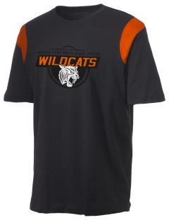 Winter Park Ninth Grade Center Wildcats Holloway Men's Rush T-Shirt