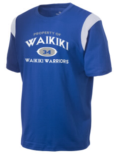 Waikiki Elementary School Waikiki Warriors Holloway Men's Rush T-Shirt