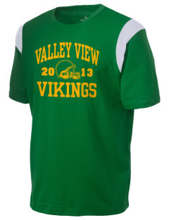 Valley View High School Vikings Holloway Men's Rush T-Shirt