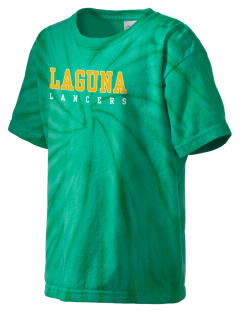 Laguna Middle School Lancers Kid's Tie-Dye T-Shirt