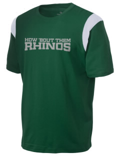 Samuel Curtis Rogers Middle School Rhinos Holloway Men's Rush T-Shirt