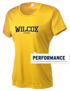 Wilcox High School Chargers Women's Competitor Performance T-Shirt