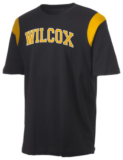 Wilcox High School Chargers Holloway Men's Rush T-Shirt